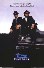 Poster The Blues Brothers  n. 2