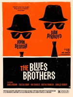 Poster The Blues Brothers  n. 5