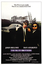 Poster The Blues Brothers  n. 6