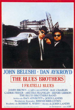 Poster The Blues Brothers  n. 8