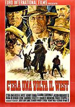 Poster C'era una volta il West  n. 0