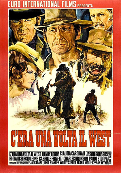 C'era una volta il West - Film (1968) - MYmovies.it