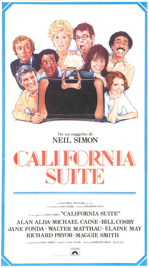 Locandina California Suite