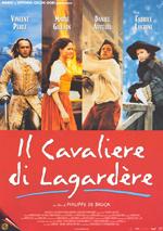 Locandina Il cavaliere di Lagardère [2]