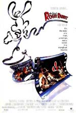 Poster Chi ha incastrato Roger Rabbit  n. 1