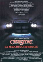 Locandina Christine la macchina infernale