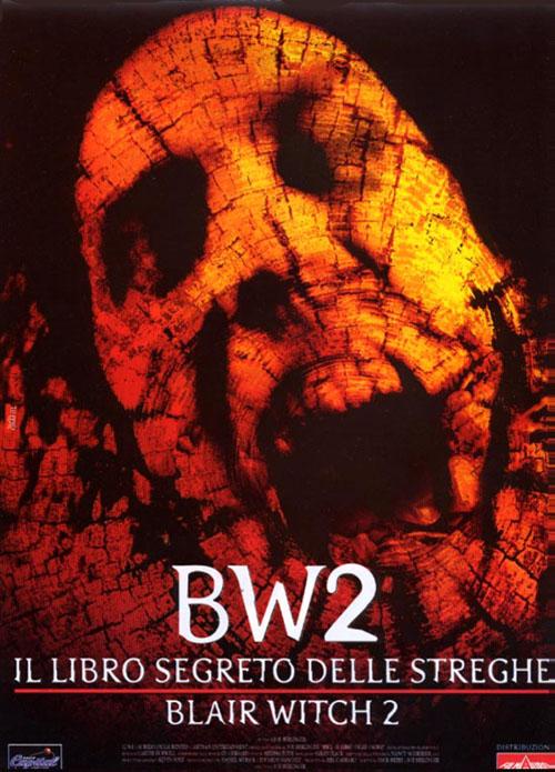 Locandina BW2 - Il libro segreto delle streghe