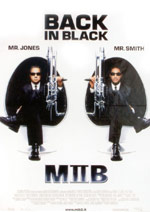 Locandina Men in Black II