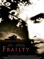 Locandina Frailty - Nessuno è al sicuro