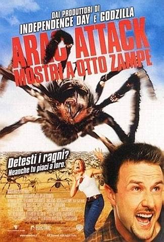 Trailer Arac Attack - Mostri a otto zampe