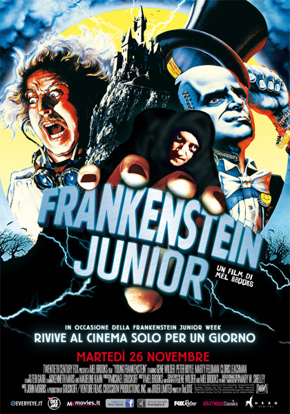 Trailer Frankenstein Junior