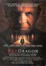 Locandina Red Dragon
