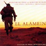 Cover CD Colonna sonora El Alamein - La linea del fuoco