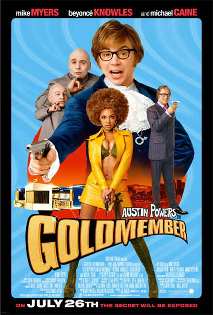Trailer Austin Powers in Goldmember