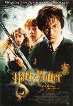 Locandina Harry Potter e la camera dei segreti