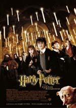Poster Harry Potter e la camera dei segreti  n. 1