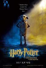 Poster Harry Potter e la camera dei segreti  n. 3