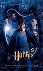 Poster Harry Potter e la camera dei segreti  n. 6