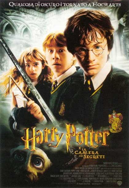 Harry potter e la camera dei segreti 2002 mymovies.it