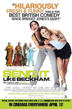 Poster Sognando Beckham  n. 5