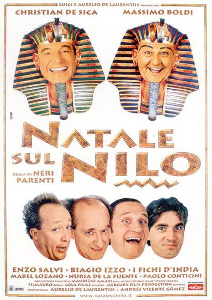 Trailer Natale sul Nilo