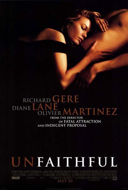 Poster Unfaithful - L'amore infedele