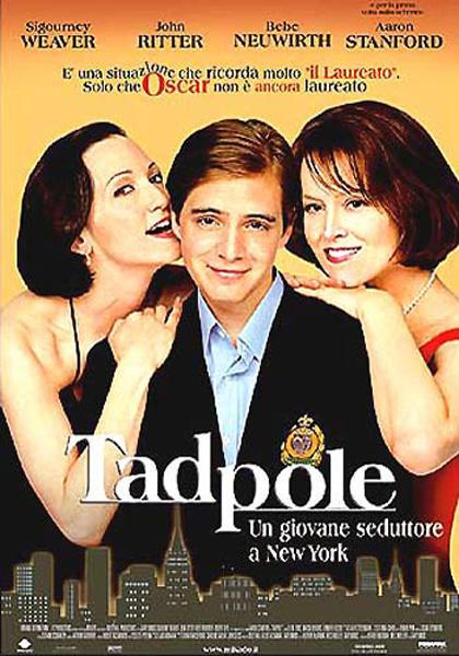 Locandina italiana Tadpole - Un giovane seduttore a New York