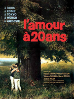 Poster L'amore a vent'anni  n. 0