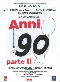 Locandina Anni 90 - Parte II