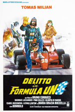 Trailer Delitto in formula uno