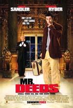 Poster Mr. Deeds  n. 1