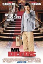 Poster Mr. Deeds  n. 2