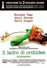 Poster Il ladro di orchidee  n. 0