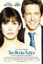 Poster Two Weeks Notice - Due settimane per innamorarsi  n. 1