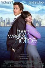 Poster Two Weeks Notice - Due settimane per innamorarsi  n. 2
