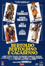 Trailer Bertoldo, Bertoldino e Cacasenno