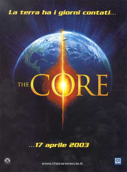 Trailer The Core