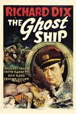 Poster Nave fantasma - Ghost Ship  n. 1