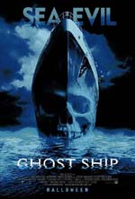 Poster Nave fantasma - Ghost Ship  n. 2