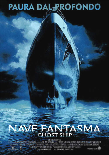 Trailer Nave fantasma - Ghost Ship