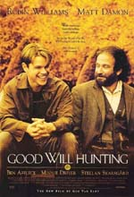 Poster Will Hunting genio ribelle  n. 2