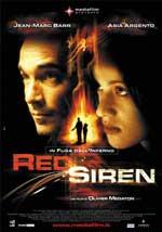 Poster Red Siren  n. 0