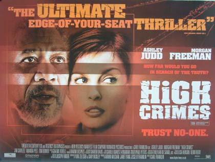 Trailer High Crimes - Crimini di stato