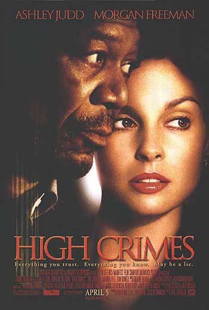 Poster High Crimes - Crimini di stato