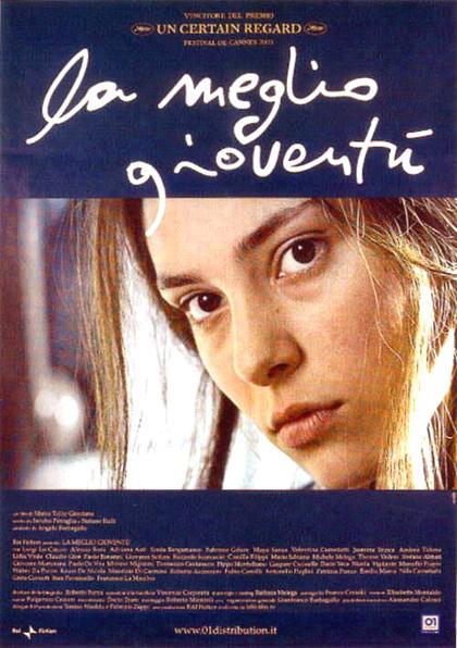 Locandina italiana La meglio gioventù