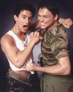 Locandina Yossi and Jagger