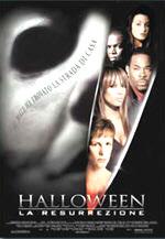 Locandina Halloween - La resurrezione