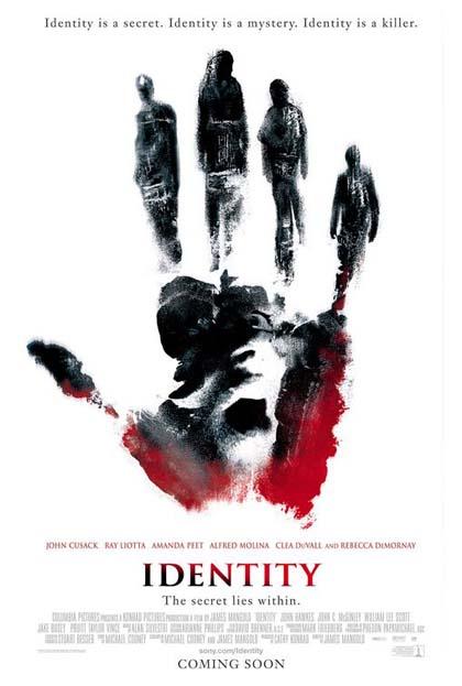 Poster Identità