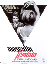Poster Il maschio e la femmina  n. 0