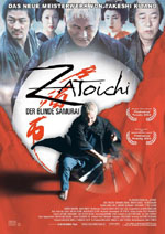 Poster Zatôichi  n. 1